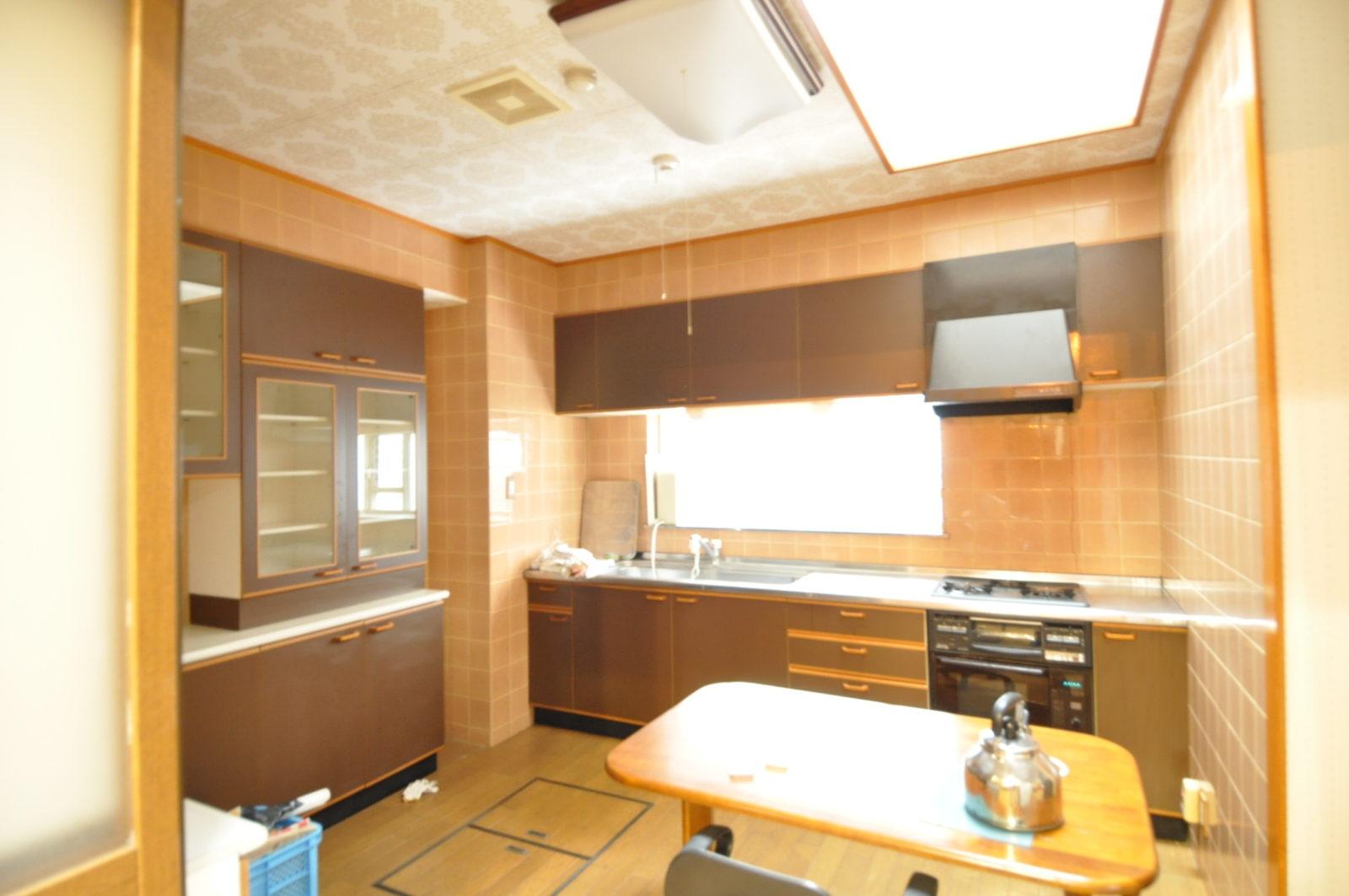 Ⅲ-キッチンリフォーム before
