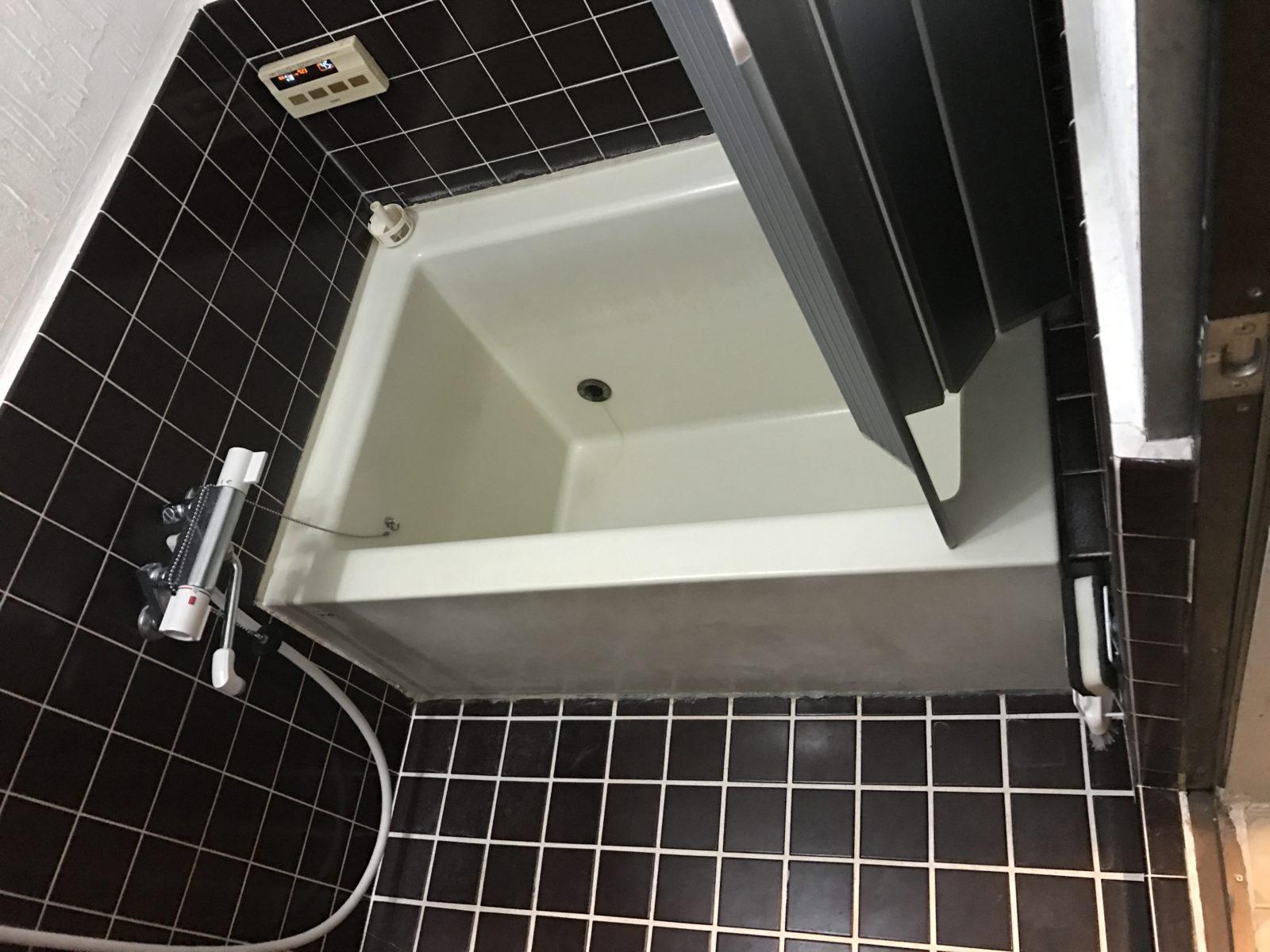 Ⅲ 風呂リフォーム before