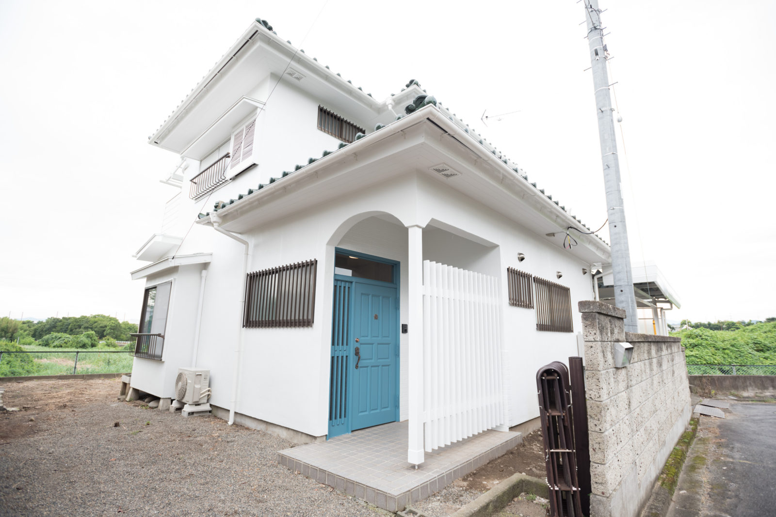 【after】一戸建て住宅外壁塗装