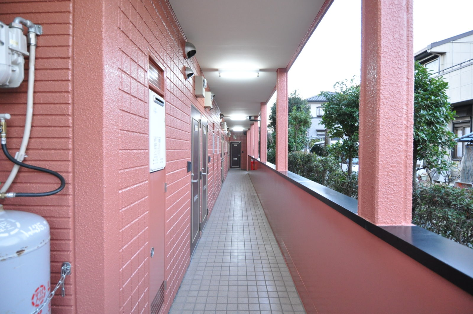 【after】賃貸アパート外壁塗替え